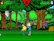 geek fighter game 2 players online