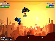 diesel and death race bike game online