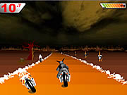doom rider bike game online
