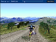 3d mountain bike game online