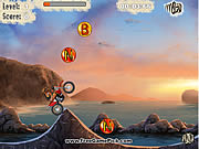 coast bike game online