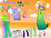 beach doll dress up game girls online free