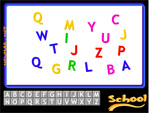 learn how to write letters abc game online free