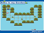 bees in my garden escape game online