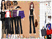 girl in denim jeans dress up game girls online