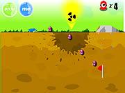 bomber mole game online