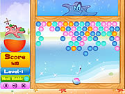 fill the left side bubbles trouble free game flash