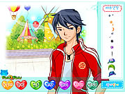 dream boy dress up game girls online