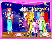 capricorn dress up game girls