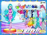 pisces dress up game girls online