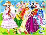 praying girl dress up game girls online