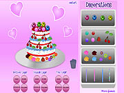 cake decorate free game girls online