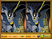 batman spot the difference free game cartoon onlin