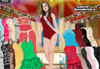 miss australia laura dundovic dresses