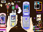 pimp my mobile phone decoration online