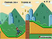 mario bmx game online