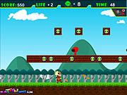 ben 10 in mario world game online