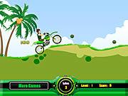 ben10 motocross game online