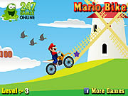 mario bike game online