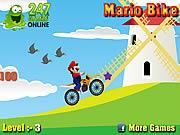 mario bike game online