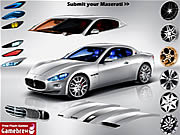 pimp my maserati car online game