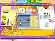 doras cooking in la cucina online game