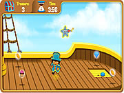 doras pirate boat treasure hunt online game