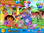 dora treasure hunt online game