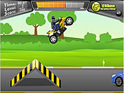 2 wheeler stunt bike free game online