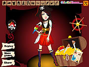 pirate carnival dress up free online game