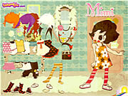 dresses mimi the doll girl free online game