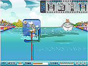 tom and jerry super ski stunts free game online