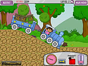 dora train express online game