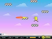 sponge bob power jump free online game