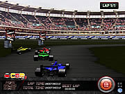 3d f1 racing car free online game