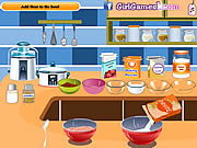 apple sauce doughnut free online game