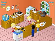 fried chicken restaurant free online game