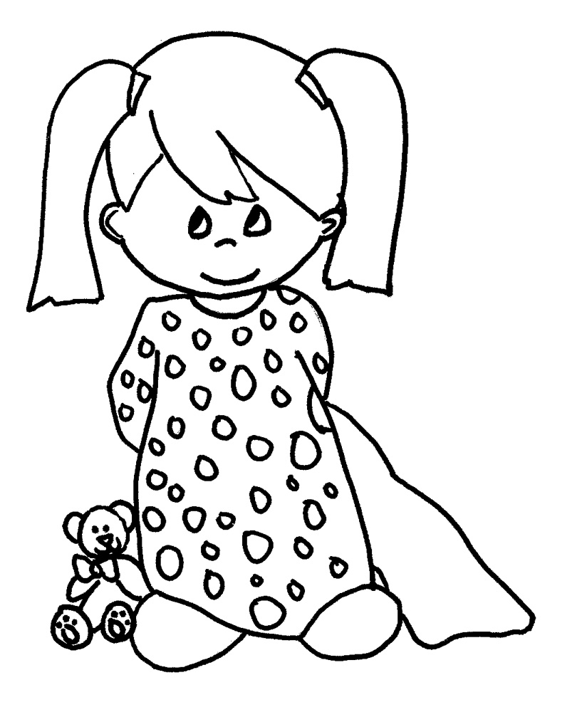smart girl child picture coloring - موقع العاب شمس فلاش al3ab flash ...