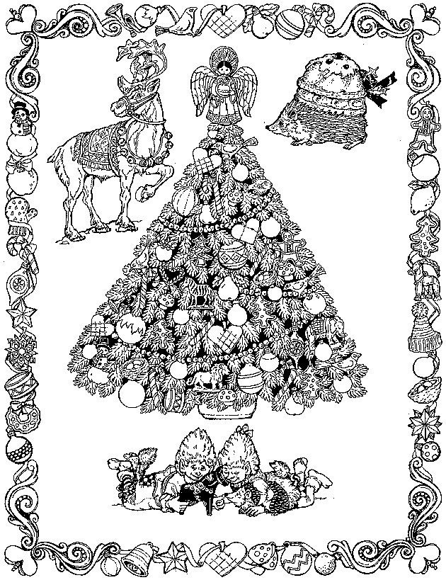 Dora - Dora carrying many gifts coloring page | Cool coloring ... | 819x630