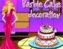 barbie cake decoration game online free