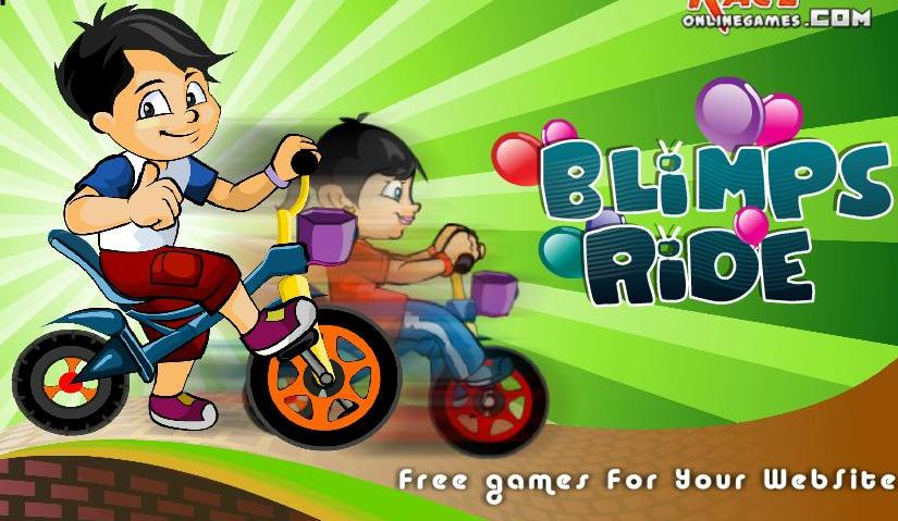 blimps ride flash game online