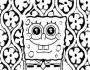 sponge bob square pants coloring pages pictures