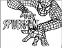 spider man picture coloring 49