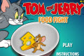 Tom and Jerry in Food Fight Game Flash Online