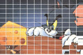 Tom and Jerry in Slider Puzzle Game Flash Online