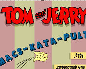 Tom and Jerry in Macs Kata Pult Game Flash Online