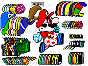Mario Dress up Game Flash Online
