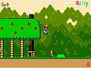 Super Mario Vetorial World Game Flash Online