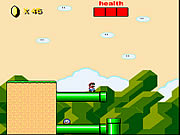 New Super Mario World Game Flash Online