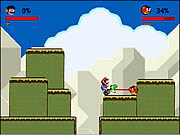 super mario x Game Flash Online